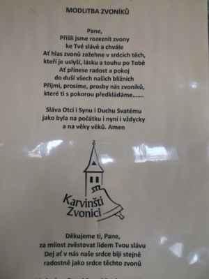 Karvinští zvoníci