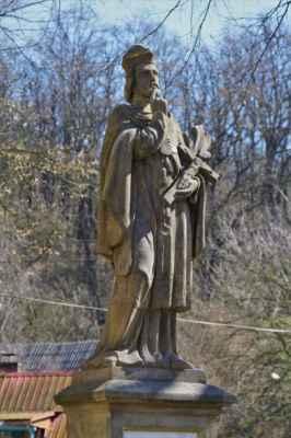 střížovický sv. jan nepomucký...