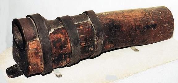 Datování starožitných střelných zbraní