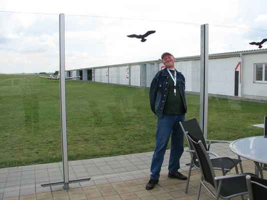 Golf 2008 Pavouk 003 - Kamarád slavil narozeniny a tak dostal dárek. Hodinový let nad Brnem.