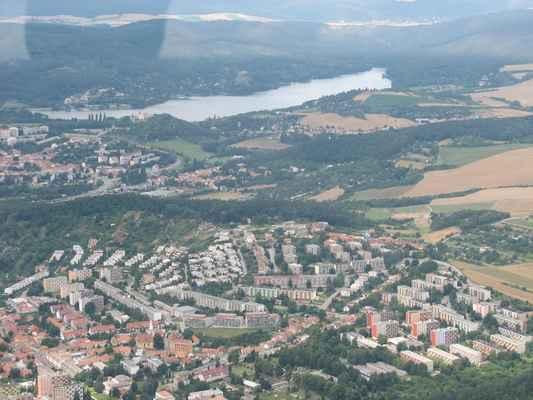 Golf 2008 Pavouk 040 - Bystrc a brněnská přehrada