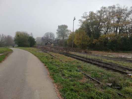 Poslední stanice Uhřice u Kyjova